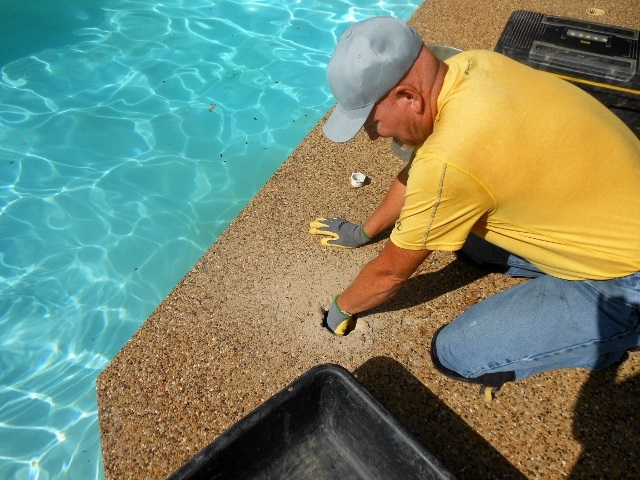 Pictures Pool Repair Dallas Fort Worth Texas Pool Leak